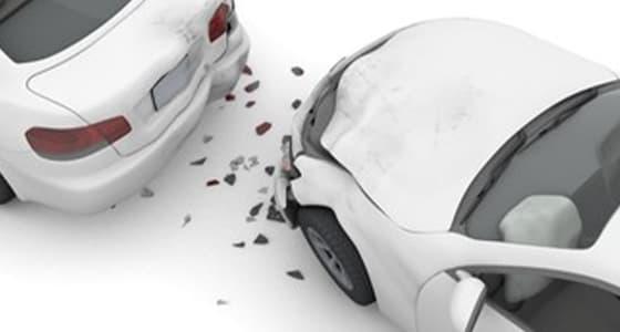 事故発生交通事故に遭った直後だ